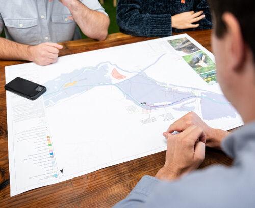 Outline design and detailed design services