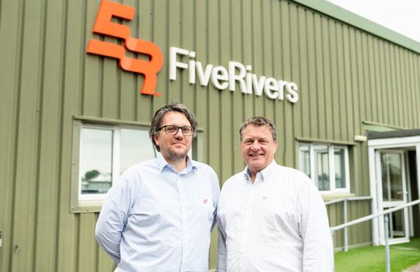 Five Rivers Rebrand